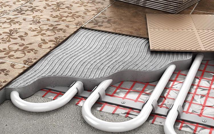 Выбор в пользу бетонной технологии делается только при наличии прочного основания