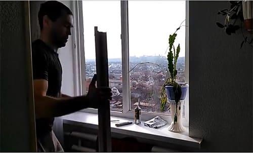 Боремся с холодом: как быстро заменить уплотнитель в пластиковых окнах своими руками