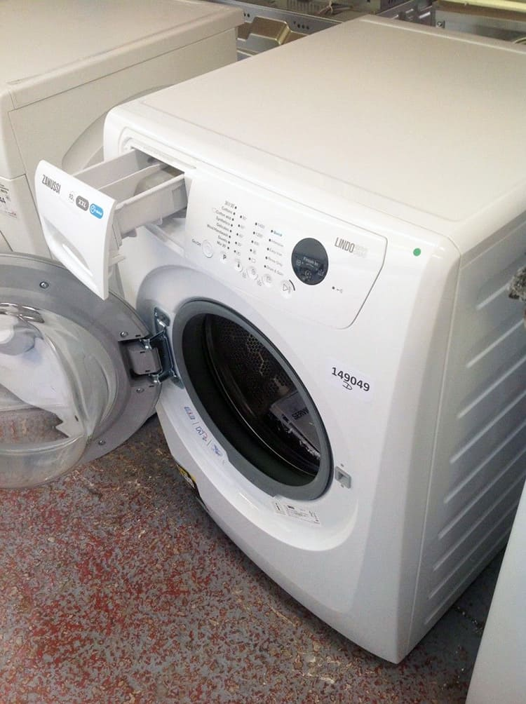 Безупречно чисто: как выбрать идеальную модель стиральной машины бренда Занусси