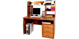Мебельная фабрика «Янтарь» Стол компьютерный СК-7