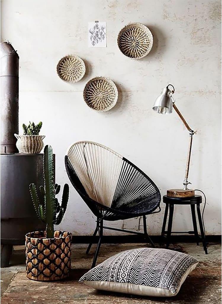 Элементы декора в скандинавском стиле