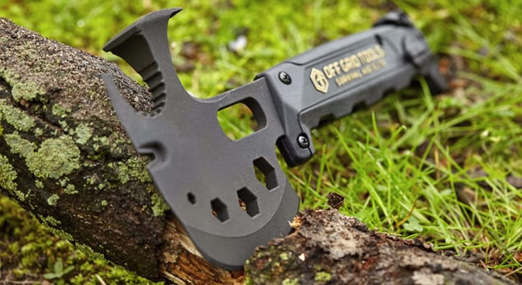 Мультитул Survival Axe Elite