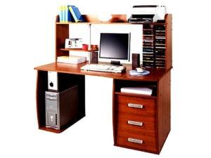 Мебельная фабрика «Янтарь» Стол компьютерный СК-10