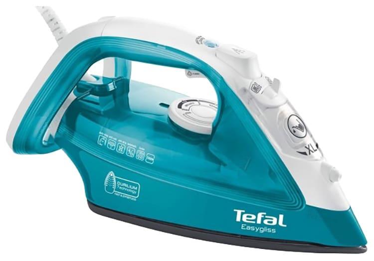 Tefal FV3925E0 – мощный прибор с керамической подошвой и функцией автоотключения