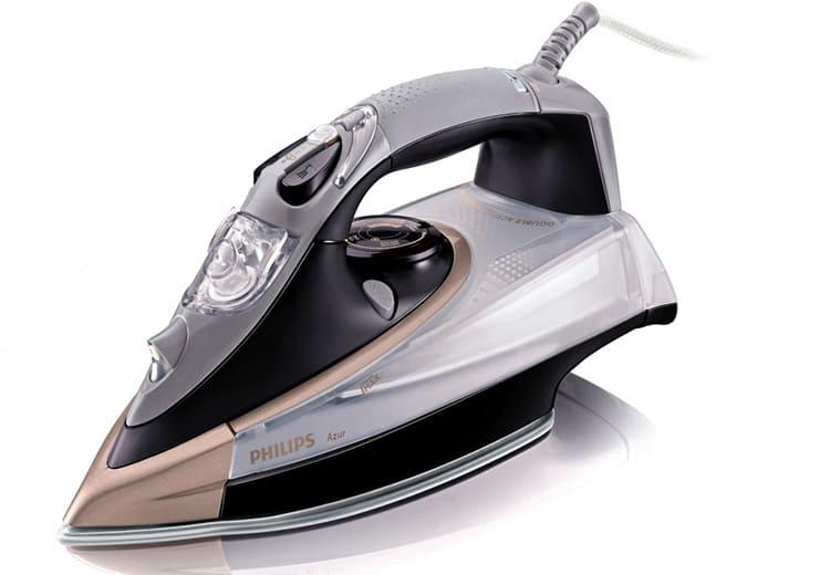 Philips GC 4870. Модель оснащена удобным вращающимся шнуром и дополнительными аксессуарами