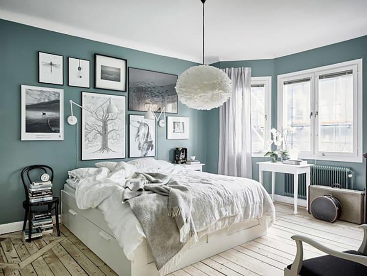 Спальня в скандинавском стиле: идеи, которые изменят ваше отношение к классической комнате для сна