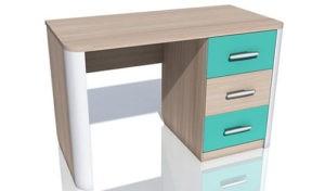 Мебельная фабрика «Сильва» НМ 014.81 Стол для компьютера Аква