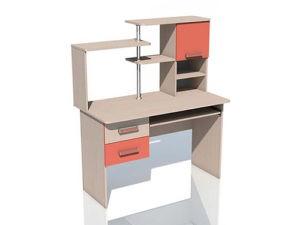 Мебельная фабрика «Сильва» Стол для компьютера НМ 011.77 «Рико» / Модерн