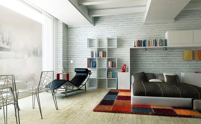 Дерзкий и яркий дизайн комнаты для мальчика-подростка и его основные правила