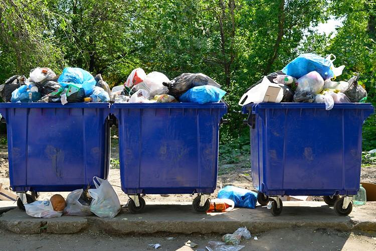 Если бытовые отходы вывозятся нерегулярно, то оплату за эту услугу можно оспорить