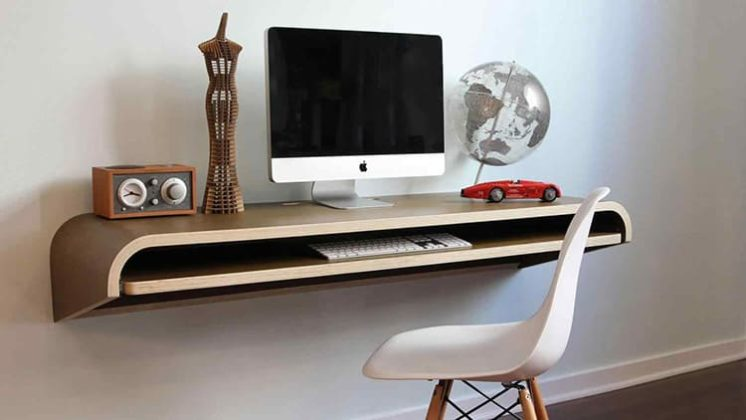 Компьютерный стол своими руками: инструкция для