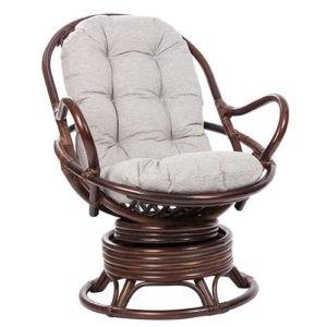 Кресло-качалка SWIVEL ROCKER из натурального ротанга