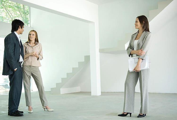 Большинство покупателей не смотрят на отделку, их интересуют стены