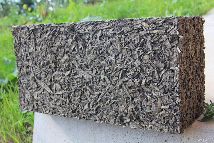Опилкобетон – ещё один из строительных материалов