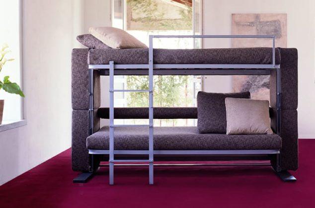 Как сделать двухъярусную кровать своими руками: чертежи и пошаговые инструкции