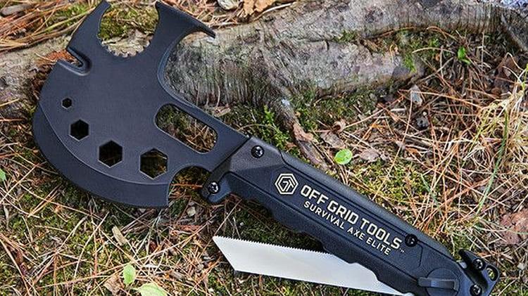 С помощью такого инструмента можно спилить ветки и открутить гайки