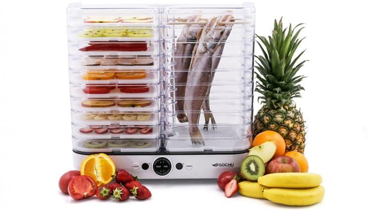 Электросушилка актуальна не только для овощей и фруктов