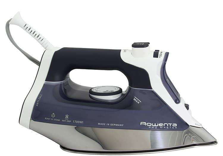 Rowenta Pro Master DW8220, цена – 9900 руб. Мощность парового удара – 200 г/мин