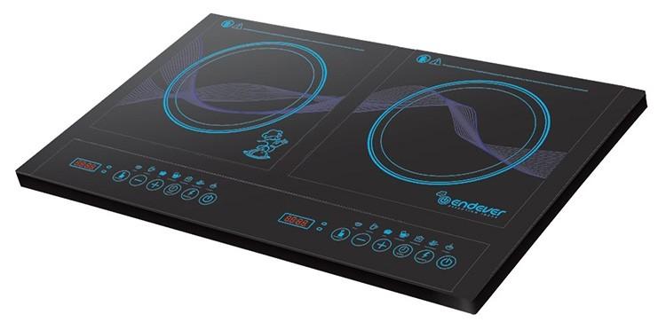 Плитки с двумя конфорками позволят одновременно приготовить два блюда
