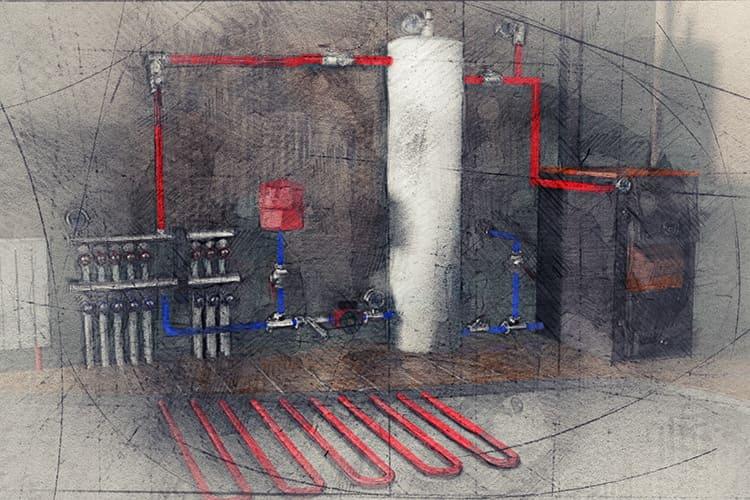 Каждый узел в отопительной системе имеет важное значение. Расширительный бак гарантирует эффективную и безопасную работу всей конструкции.