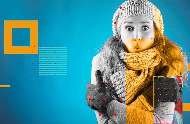 Не спешите замерзать – наша редакция приготовила простые решения, как сохранить тепло даже там, где его совсем мало.