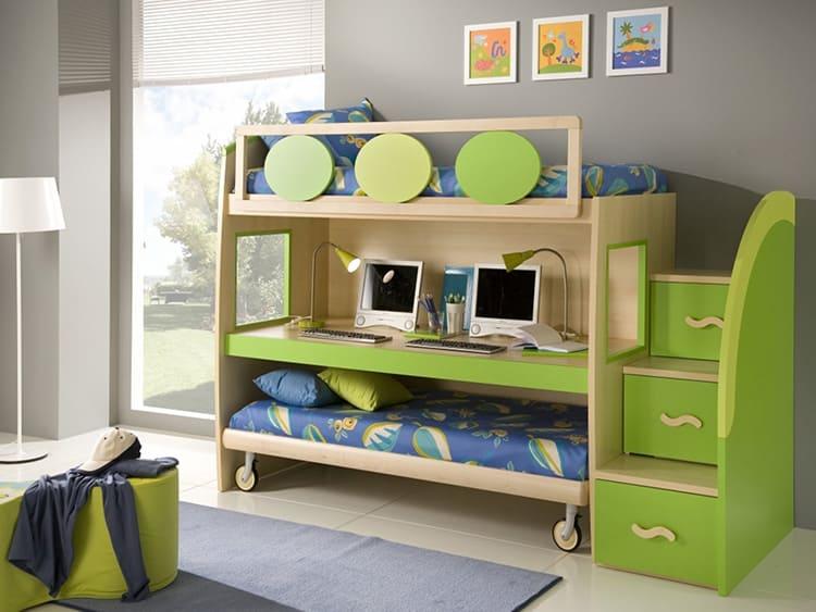 Когда покупаешь кровать, а получаешь - трансформер: изучаем многофункциональную мебель для детей