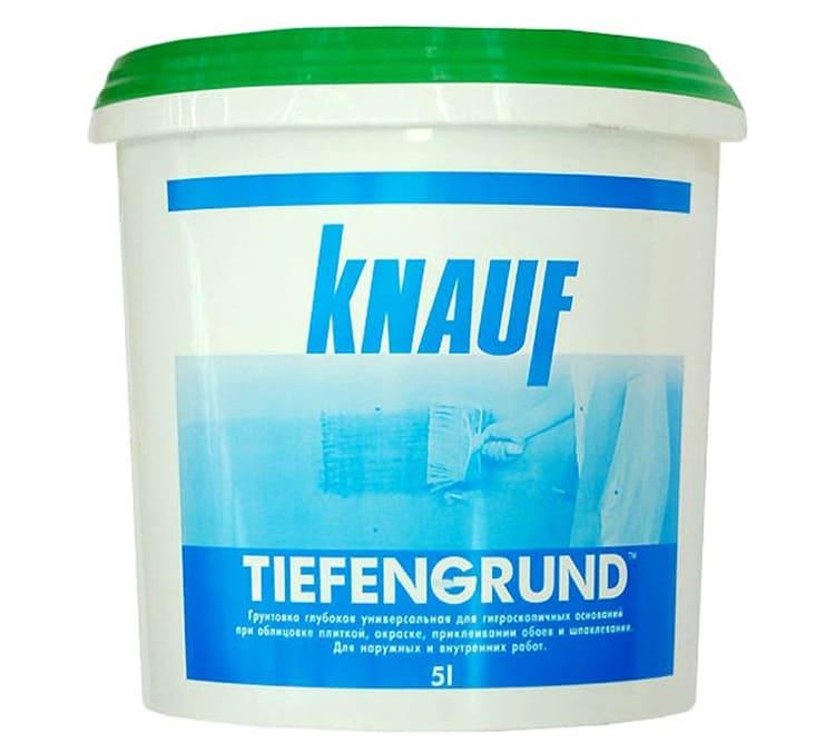 Knauf – отменное немецкое качество