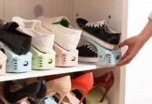 Хозяйке на заметку: как удобно хранить обувь с товарами от Алиэкспресс