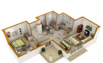 Дизайн-проект квартиры: что это такое и как его составить
