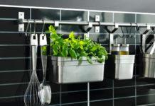 Что такое рейлинги для кухни, как выбрать и установить самостоятельно