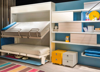 Одна конструкция – много мебели, или что такое детская кровать- трансформер