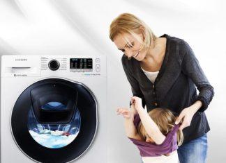 Стирка в удовольствие: чем интересны современные модели стиральной машины Самсунг