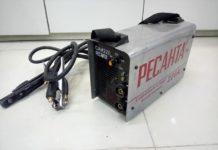 Обзор инструмента: сварочный аппарат Ресанта и его модификации