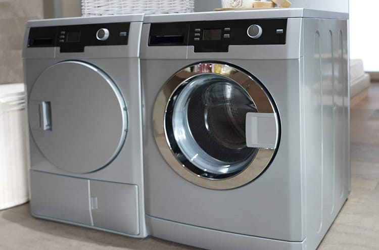 Габариты стиральной машины выбираются с учётом места будущей установки