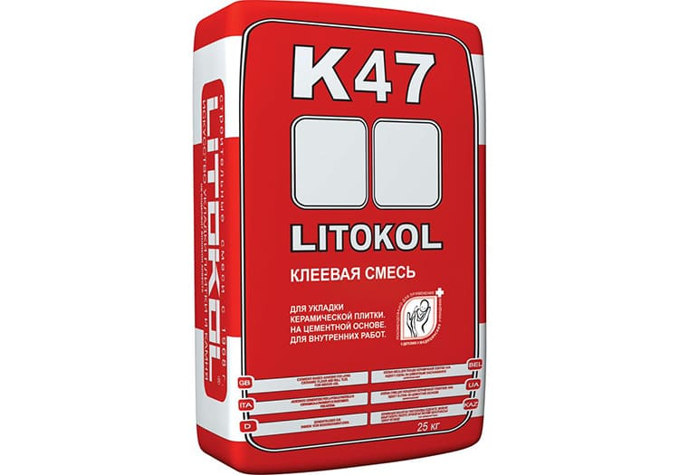 Litokol – всегда высокое качество.