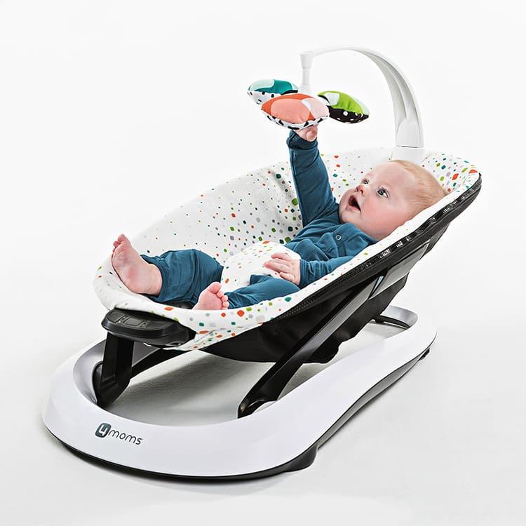 Шезлонг для новорождённых: лучшие модели, заслуживающие внимания родителей