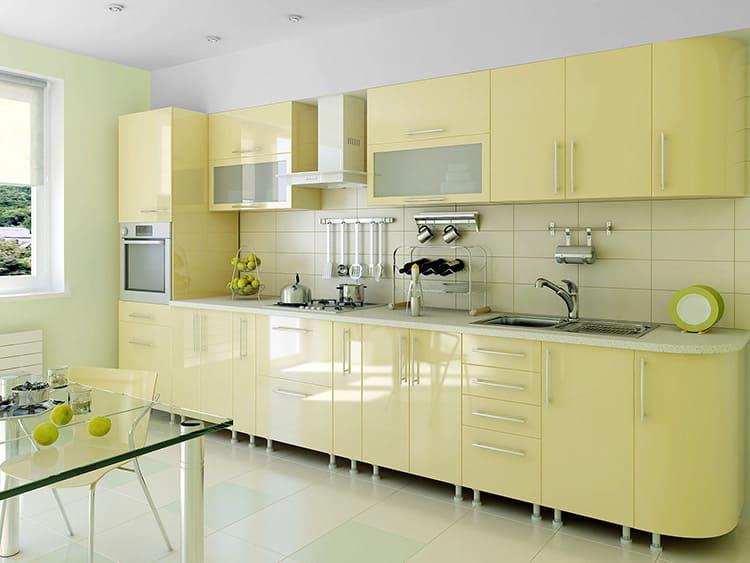 Кухни из пластика: идеальное решение для бюджетной кухни