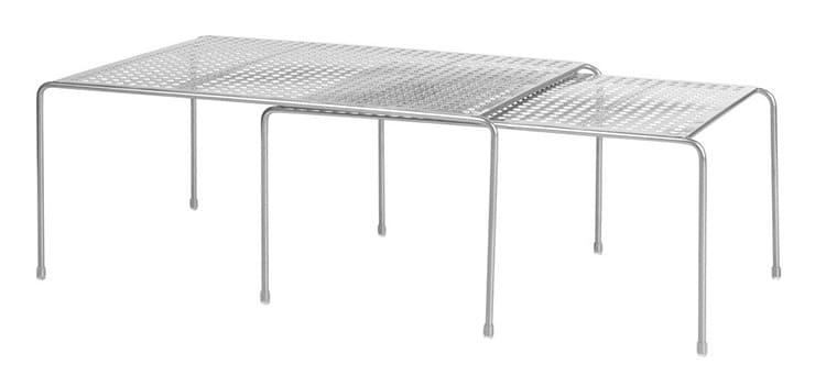 Длина второго уровня регулируется в зависимости от габаритов шкафчика.