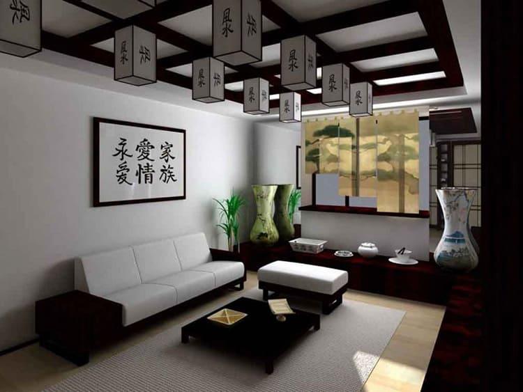Предметы мебельной обстановки – приземлённые, с правильной геометрической формой
