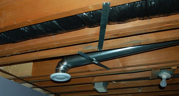 Устройство вентиляционной системы в сауне обязательно