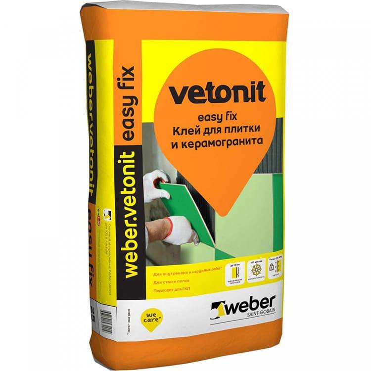 Упаковка клея обычно весит 25 кг.