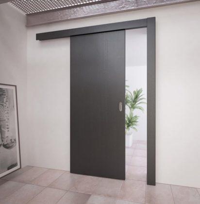 Как правильно экономить пространство с помощью межкомнатных дверей-купе