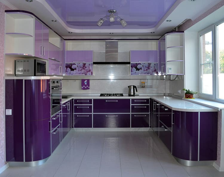 Кухня должна гармонировать с интерьером и радовать своего владельца