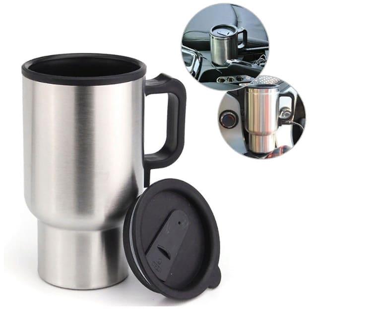 Устройство напоминает чашку, но гораздо больше размером.