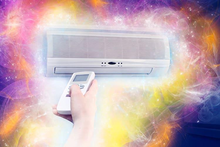 Как включить кондиционер на обогрев: возможности климатического оборудования