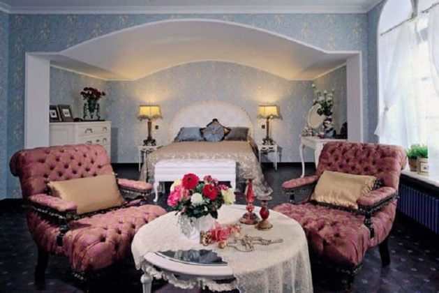 Виват, король: роскошный дом Пугачевой и Галкина