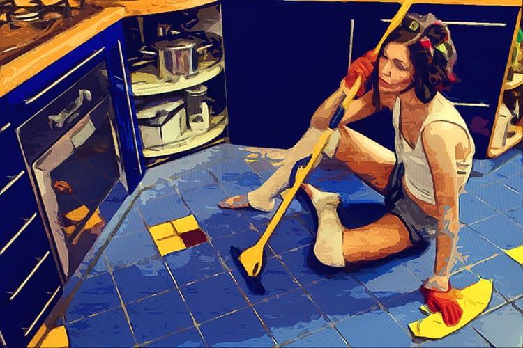 Процесс уборки совсем необязательно должен быть утомительным. Есть масса приёмов, которые позволяют нам сэкономить время и силы