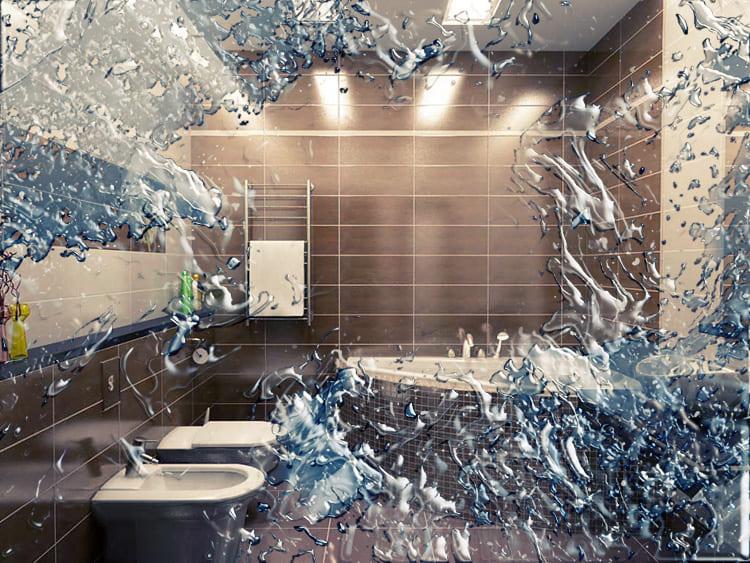 Ремонт ванной комнаты делают по разным причинам
