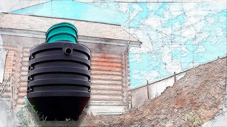 Автономная канализация на загородном участке не должна наносить вреда здоровью человека и состоянию почвы