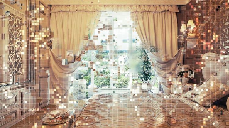 Красивое оформление окна – важная часть дизайнерского решения